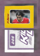 Liverpool Milan Baros Czech Republic 206 C